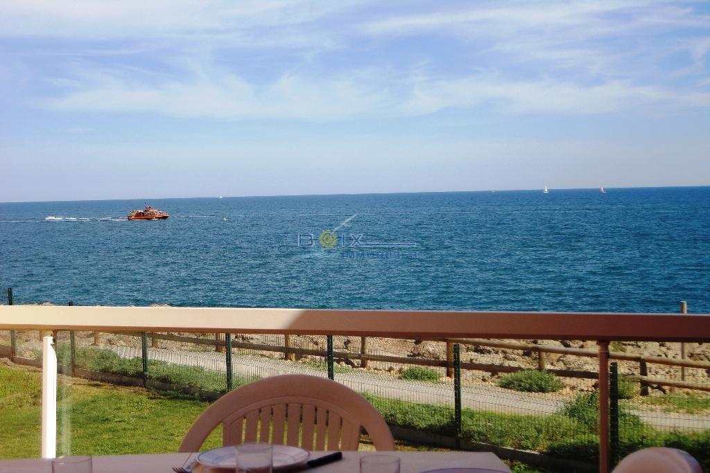 Vue terrasse Cap Corniche