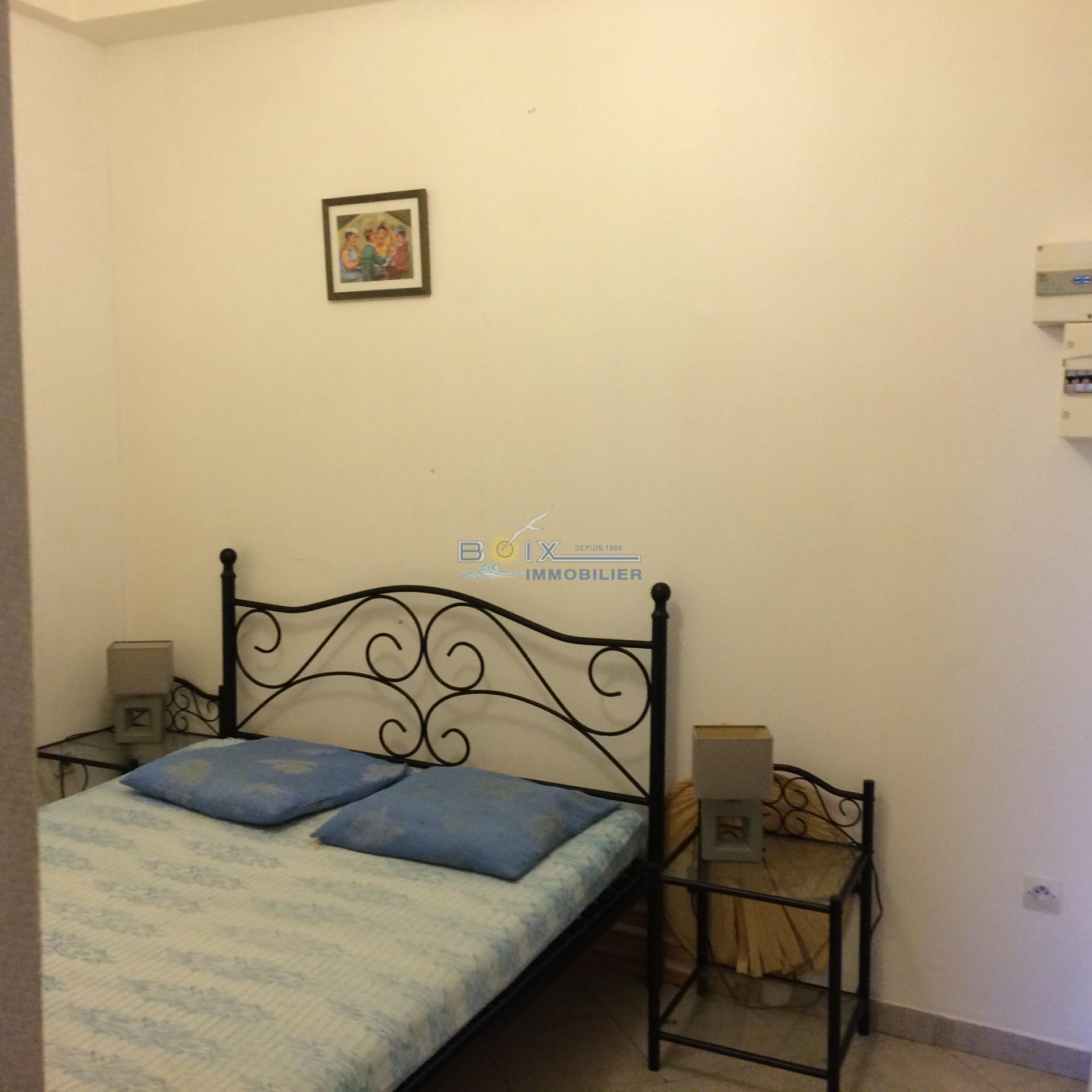 Chambre, Appartement 3 pièces Marina des Quilles alt